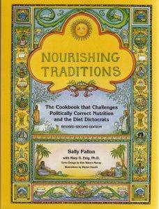 Nourishing Traditions, Sally Fallon