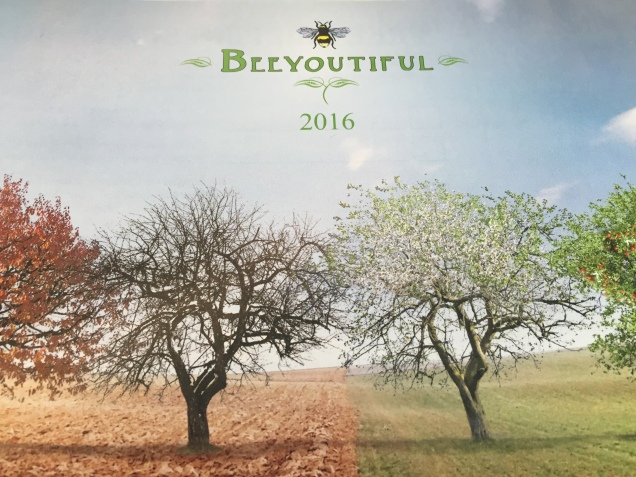 Beeyoutiful Catalog 2016