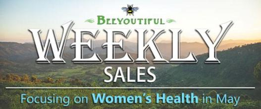 Beeyoutiful Weekly Sales May
