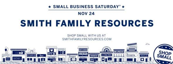 Smith Family Resources Small Business Saturday 2018