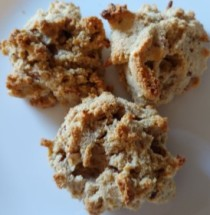 Heidi's Almond Scones